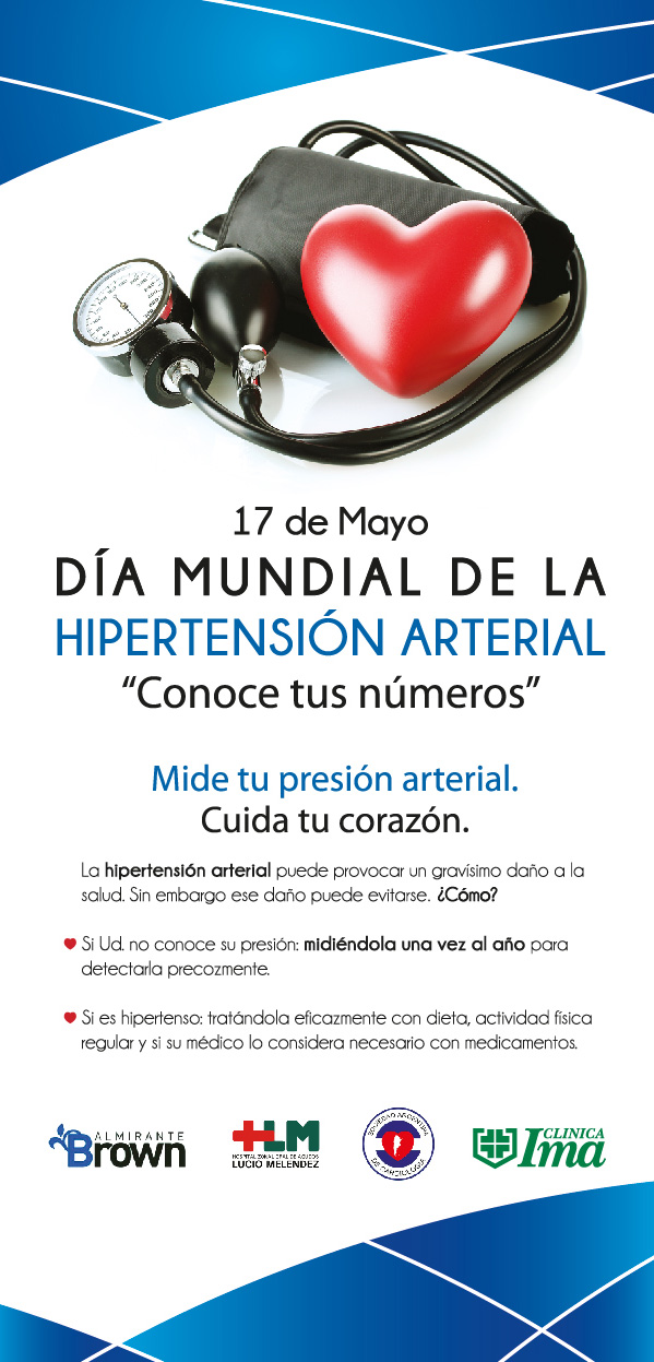 Clínica Ima - 17/05 - Día Mundial de la Hipertensión Arterial