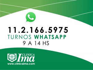 TURNOS WHATSAPP